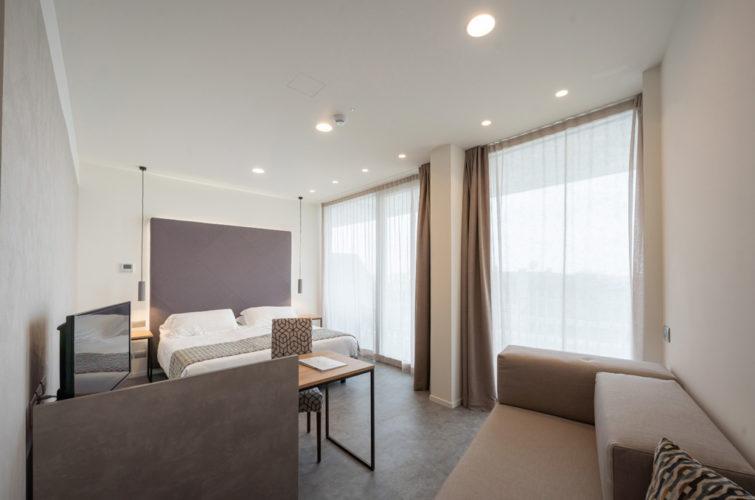 Referenza HOTEL GARDEN SEA Caorle **** - Made Forniture Tessili